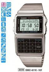 Casio DBC-611E-1EF
