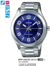 Casio MTP-VX01D-2B (A)
