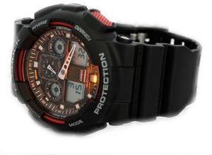 Часы CASIO GA-100-1A4ER