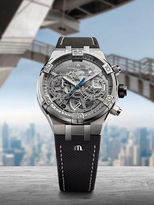Часы Maurice Lacroix AI6098-SS001-090-1