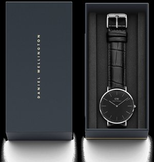 Часы Daniel Wellington DW00100147 Black  Reading 36 375221_20180223_1000_1000_box_classic_black_reading_s_40.jpg — ДЕКА