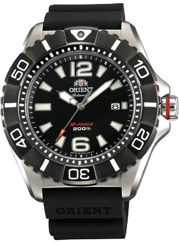 Наручные часы Orient M-Force - bestwatchru