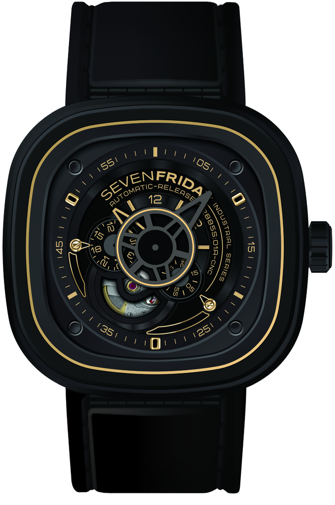 Мужские часы Sevenfriday P2-2