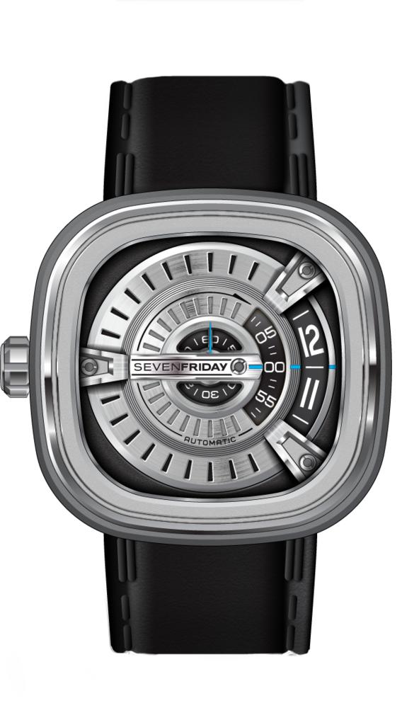Мужские часы Sevenfriday M1-1