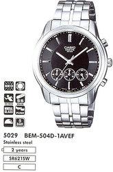 Часы CASIO BEM-504D-1AVEF BEM-504D-1A.jpg — Дека