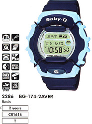 Годинник CASIO BG-174-2AVER BG-174-2A.jpg — Дека