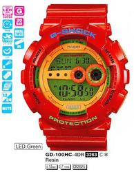 Часы CASIO GD-100HC-4ER - Дека
