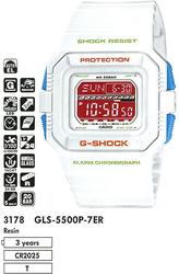 Часы CASIO GLS-5500P-7ER - Дека