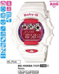 Часы CASIO BG-1006SA-7AER - Дека