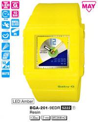 Часы CASIO BGA-201-9EER - Дека