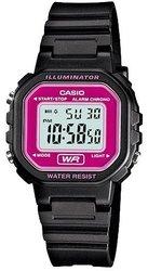 Часы CASIO LA-20WH-4AEF - Дека
