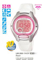 Часы CASIO LW-200-7AVDF - Дека