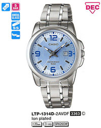 Часы CASIO LTP-1314D-2AVDF - Дека