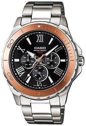 Часы CASIO MTD-1075D-1A2VDF - Дека