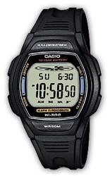 Часы CASIO LW-201-2AVDF - Дека