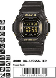 Часы CASIO BG-5605SA-1ER - Дека