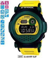 Часы CASIO G-001RF-9ER - Дека