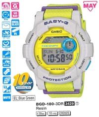 Часы CASIO BGD-180-3ER - Дека