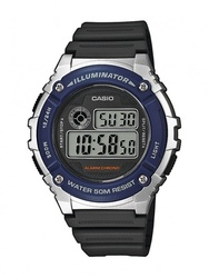 Часы CASIO W-216H-2AVEF - Дека