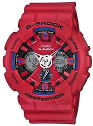 Часы CASIO GA-120TR-4AER - Дека