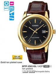 Часы CASIO MTP-VS01GL-1ADF - Дека