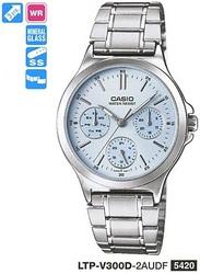 Годинник CASIO LTP-V300D-2AUDF - ДЕКА