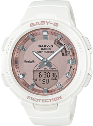 Часы CASIO BSA-B100MF-7AER - Дека
