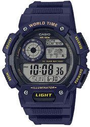 Часы CASIO AE-1400WH-2AVEF - Дека