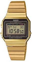 Часы CASIO A700WEG-9AEF - Дека