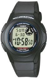 Часы CASIO F-200W-1AEF - Дека