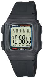 Часы CASIO F-201W-1AEF - Дека
