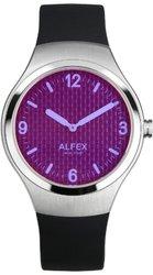 Часы ALFEX 5781/2240 + белый ремешок - Дека