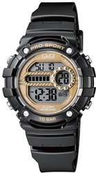Часы Q&Q M154J007Y - Дека