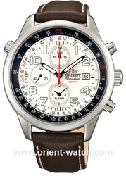 Часы ORIENT FTD0900AW - Дека