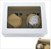 Коробка для завода часов Beco 309308 (лимит.серия, белая) - Дека