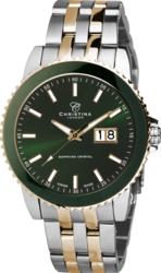 Часы CHRISTINA 519BGR-Ggreen - Дека