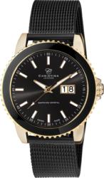 Часы CHRISTINA 519GBL-BLM-Gblack - Дека