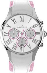 Часы JACQUES LEMANS 1-1606G - Дека