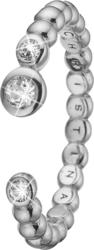 Кольцо CC 800-2.12.A/61 Galaxies silver  - ДЕКА