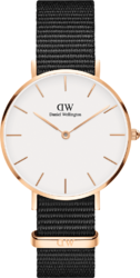 Часы Daniel Wellington DW00100253 Petite 32 Cornwall RG White - ДЕКА