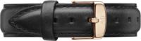 Ремешок Daniel Wellington XL-1051DW 17mm черн - Дека