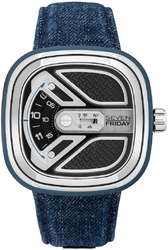 Часы SEVENFRIDAY SF-M1B/01 - Дека